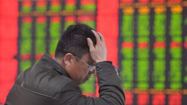 Stock Market Down 3