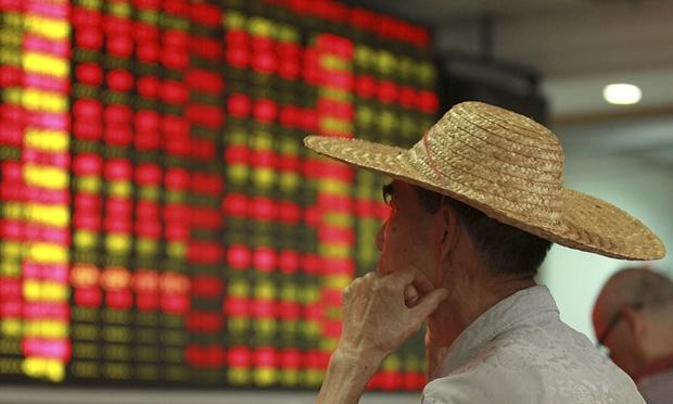 Stock Market Down 5