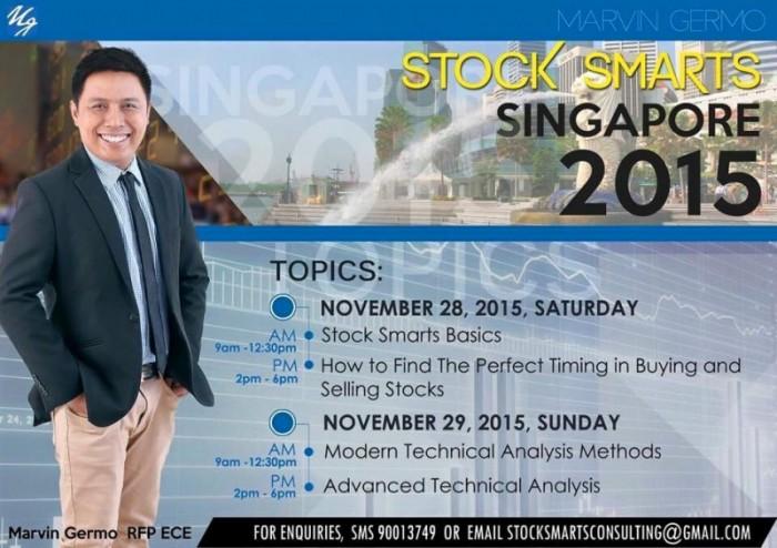 Stock Smarts Singapore 2015