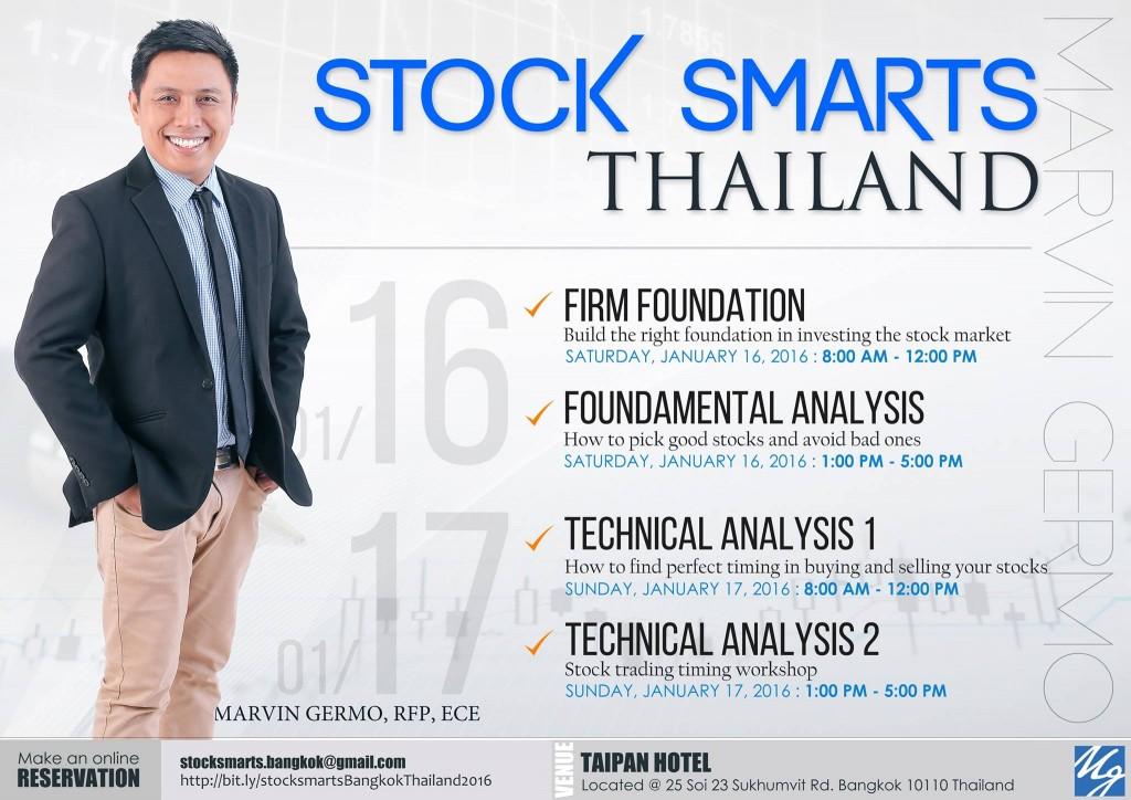 Stock Smarts Thailand 2016