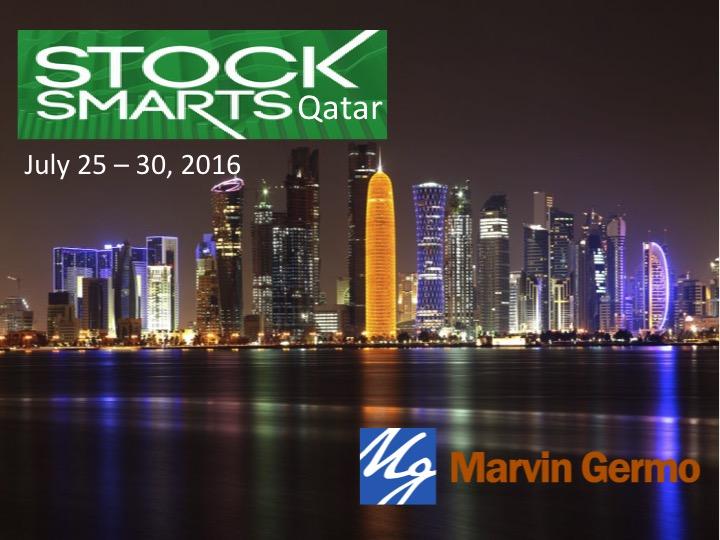Stock Smarts Qatar @ Copthorne Hotel Doha | Doha | Doha | Qatar