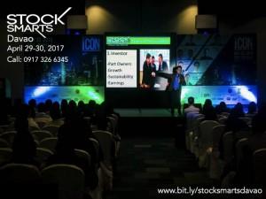 Stock Smarts Davao @ Seda Abreeza   Davao City   Davao Region   Philippines