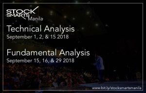 Stock Smarts Manila 2018 @ City Grand Garden Hotel | Makati | Metro Manila | Philippines