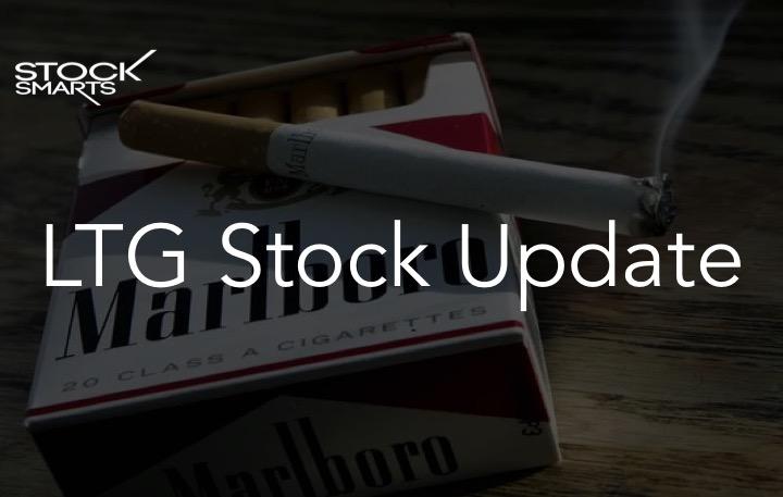 LTG Stock Update