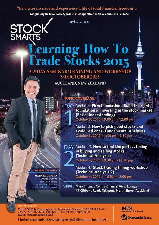 Stock Smarts New Zealand