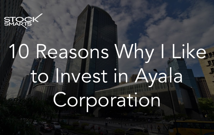 Ayala Corporation Stock Pick